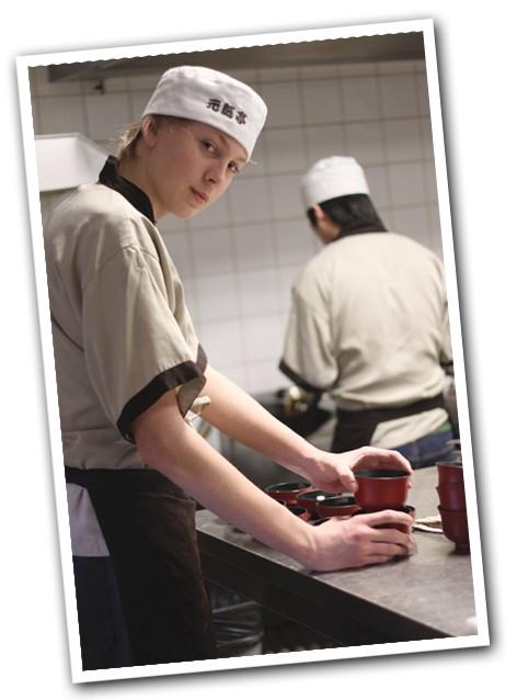 Werken bij Set in de keuken