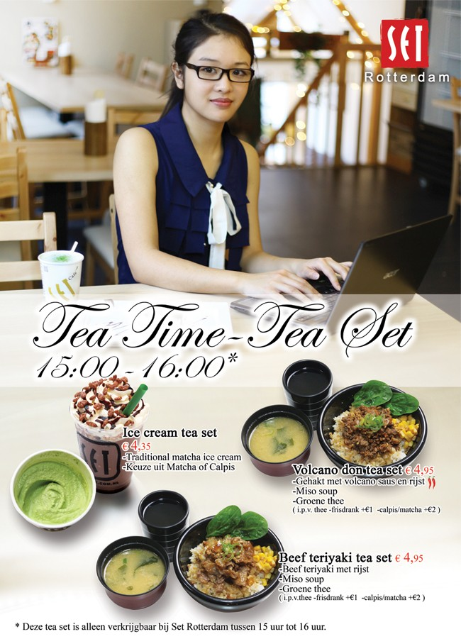 Tea time - Tea set